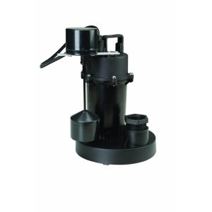 Sump Pumps and Emergency Backup